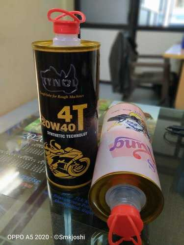 Tin Container Oil