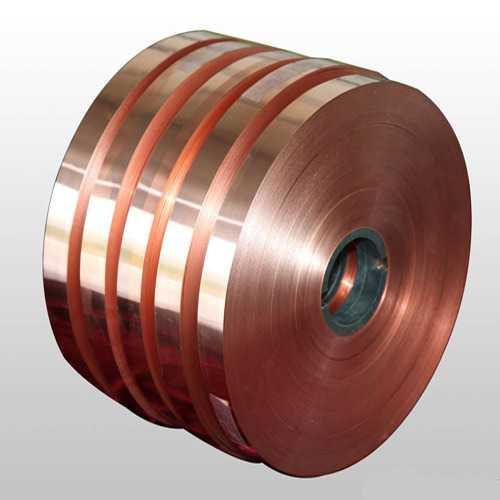 Tinned Copper Strips