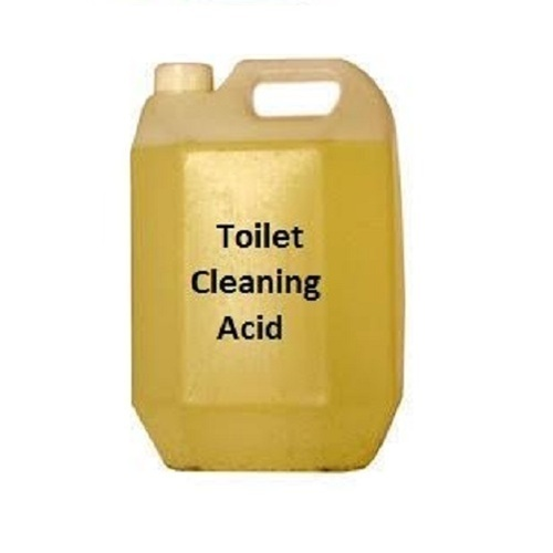 Toilet Acid Cleaners