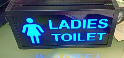 Toilet Sign Boards