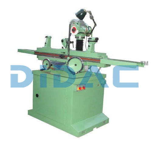 Tool And Cutter Grinding Machine
