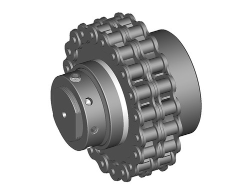 Torque Limiter And Coupling