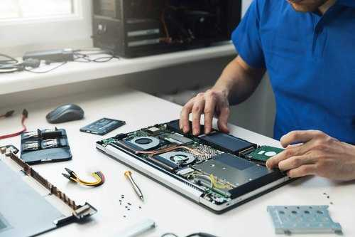 Toshiba Laptop Repair And Services