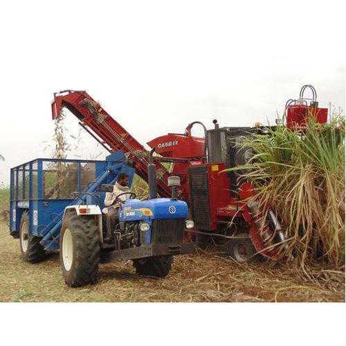 Tractor Combine Harvesters
