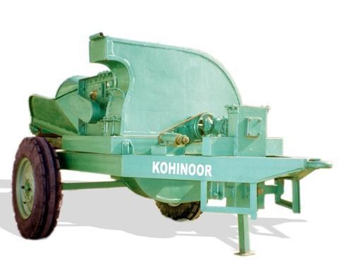 Tractor Operated Chaff Cutter Machine