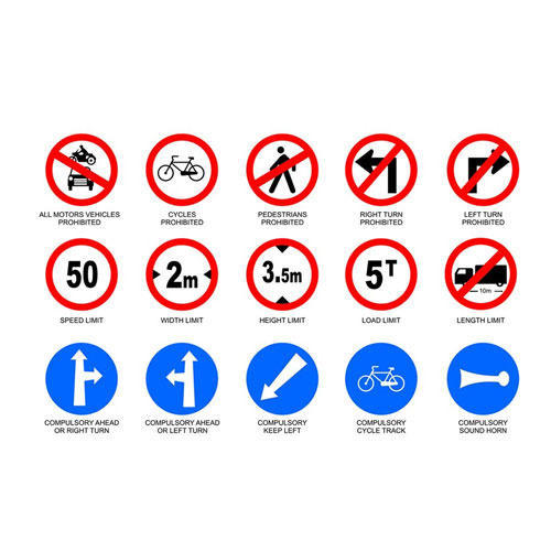 Traffic Signs Boards