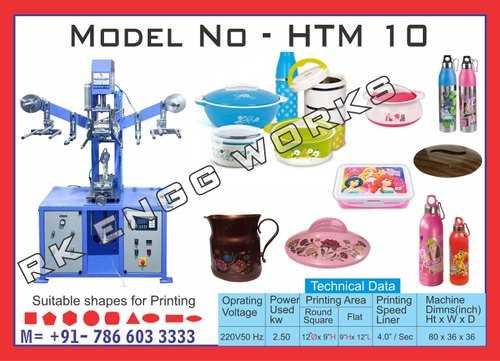 Transfer Printing Machines