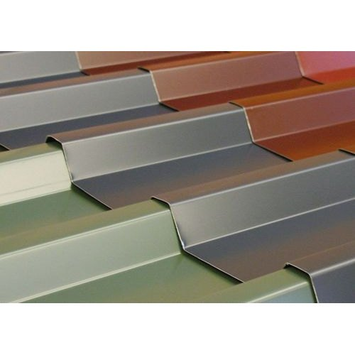 Trapezoidal Roofing Sheets