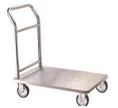 Trolleys For Material Handling