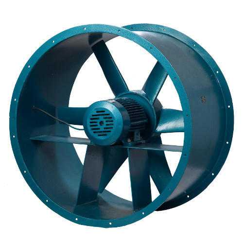 Tube Flow Axial Fans