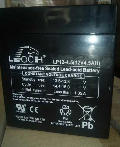 Tubular Lead Acid Battery