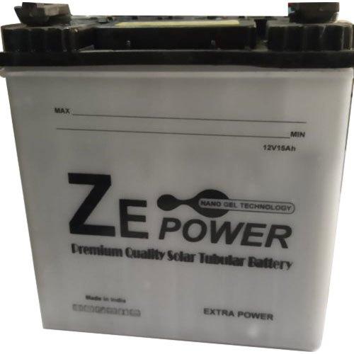 Tubular Power Batteries