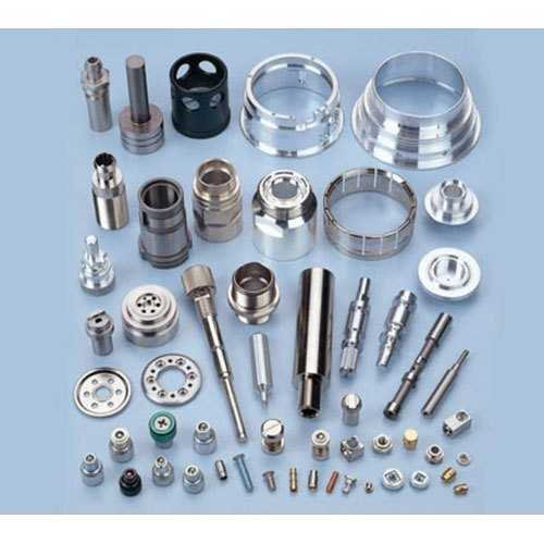 Turn Machined Components