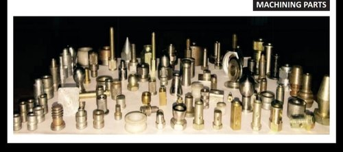 Turned Precision Machined Components