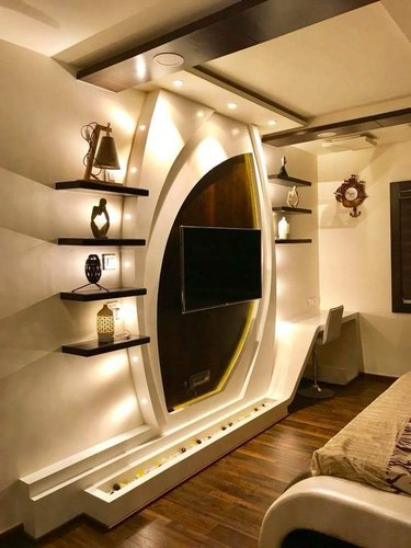 Turnkey Interior Designing Projects Services