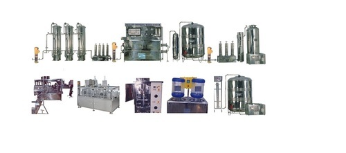 Turnkey Mineral Water Plant And Project