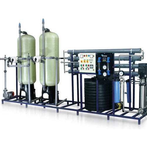 Turnkey Project Mineral Water Plants