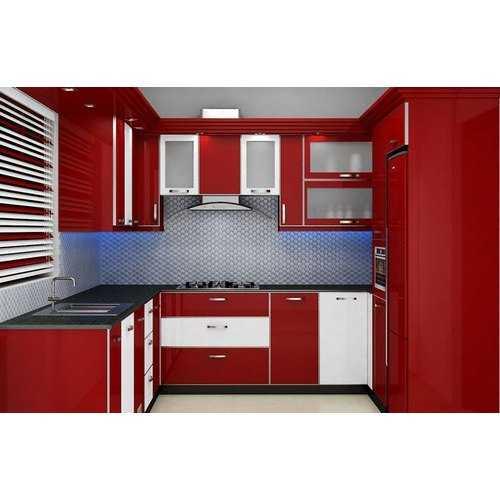 U Shaped Pvc Modular Kitchen U Shaped Pvc Modular Kitchen Buyers Suppliers Importers Exporters And Manufacturers Latest Price And Trends