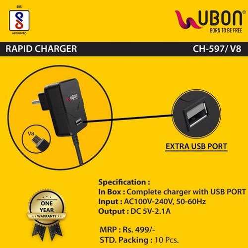 Usb Battery Charger