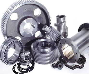 Used Spares Parts