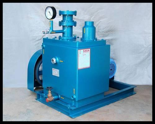 Vaccum Pumping