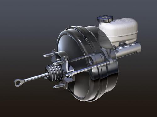 Vacuum Cylinder