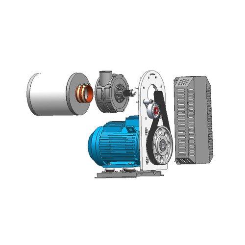 Vacuum Pressure Blower