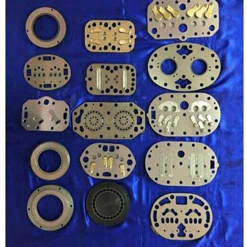 Valve Plate Compressor