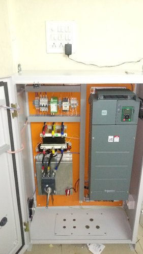 Variable Frequency Drives Panel