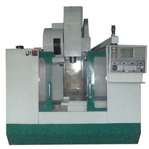 Vertical Machining Center Machine