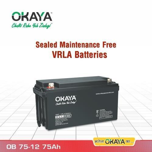 Vrla Batteries For Ups