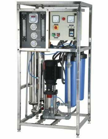 Wall Mount Water System