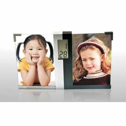 Wall Photo Frame Clock