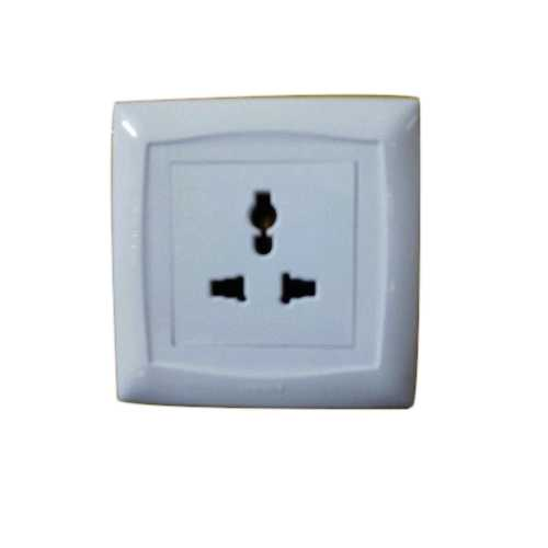 Wall Socket With Switch