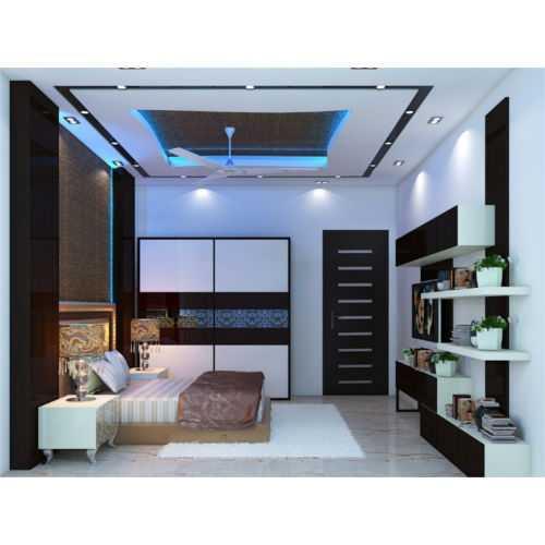 Wardrobe Interior Designing Service