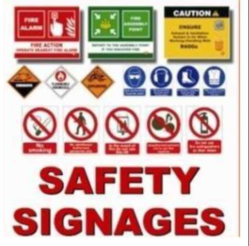 Warning Sign Boards
