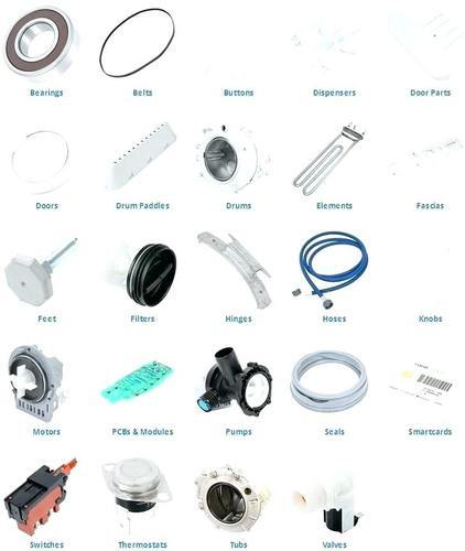 Washing Machines Spares Parts