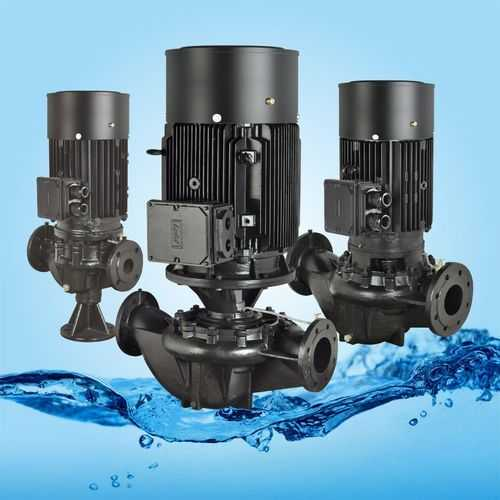 Water Centrifugal Pumps