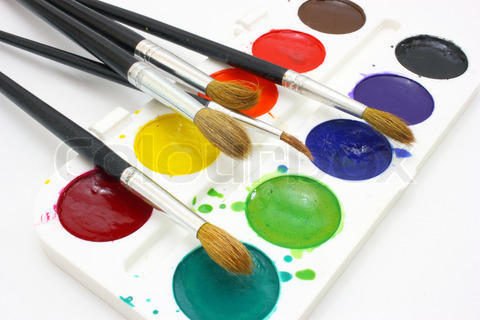 Water Colouring