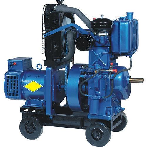 Water Cooled Diesel Generator Sets