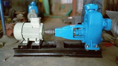 Water Pump With Diesel Engines