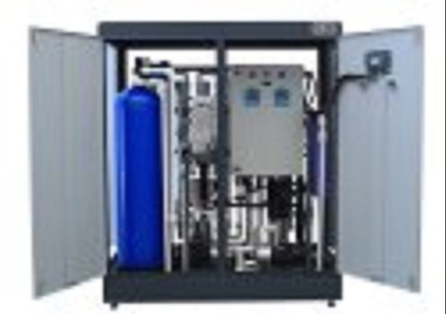 Water Treatment Demineralisation Plant