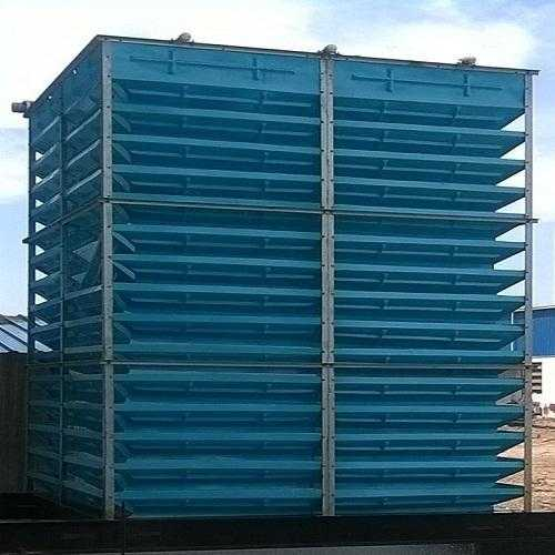 Water Treatment Tower