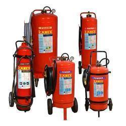 Water Trolley Mounted Fire Extinguishers