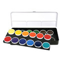 Sets of artist's, student's or signboard painter's colours, modifying tints, amusement colours and the like, in tablets, tubes, jars, bottles, pans or similar packages