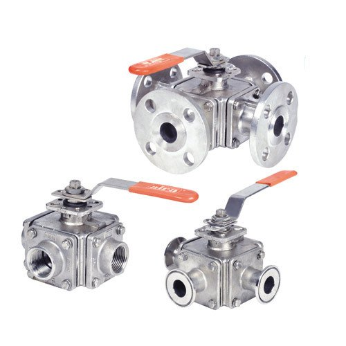 Way Ball Valves