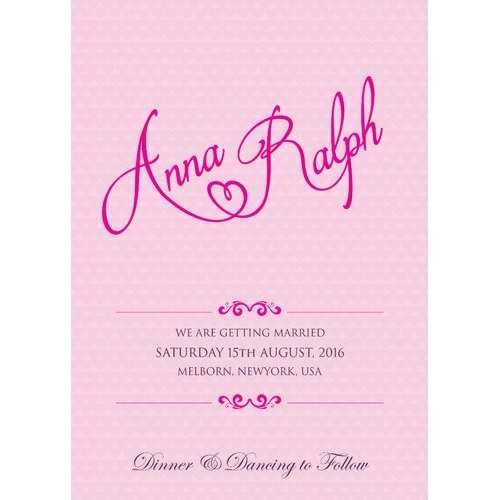 Wedding Cards Designing Services