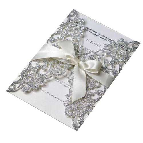 Wedding Or Invitation Cards