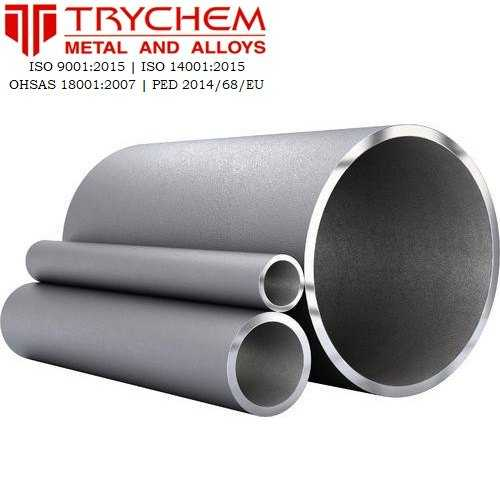 Welded 316l Stainless Steel Pipe