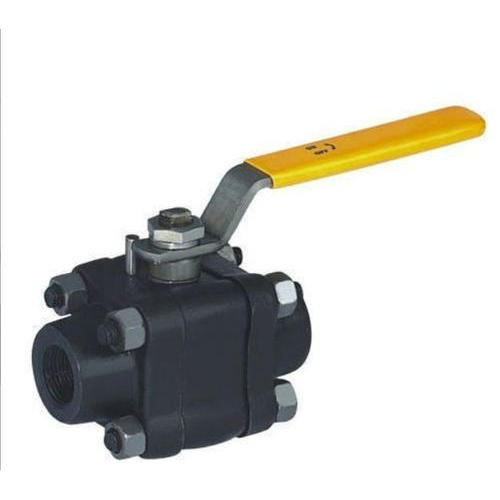 Welded End Ball Valves